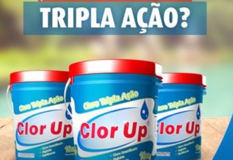 CLOR UP TRIPLA AÇÃO